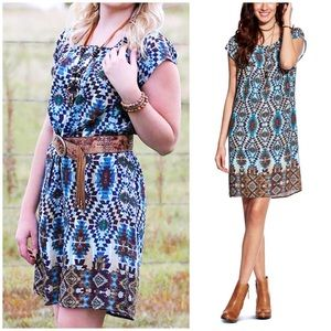 ⚡️New arrival!⚡️Ariat Southwest Print Dress
